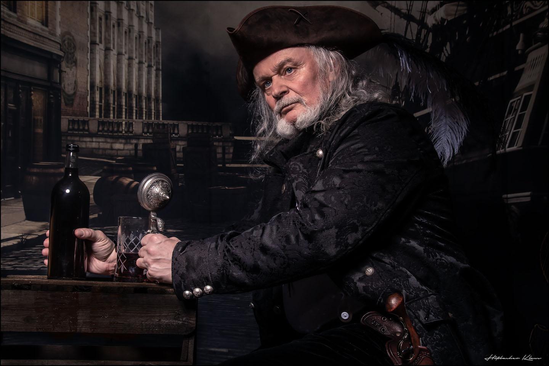 Piratenshooting 2 / im Hafen mit #maccrail #Piraten #Hafen