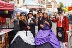 auf dem Stadtfest Aschaffenburg